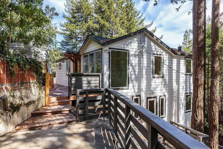 640 Redwood Ave. in Corte Madera is a recently remodeled three-bedroom, two bathroom in the Christmas Tree Hill neighborhood.