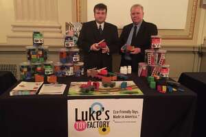 Danbury toy makers win national exposure - Photo