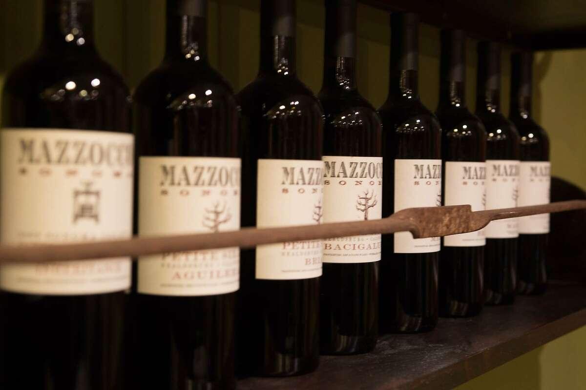 Mazzocco Winery specializes in Zinfandel.