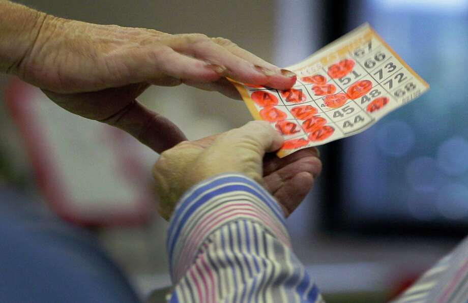 Charitable bingo suffers from the same problems putting Texas racetracks into bankruptcy like costs, competition and the laws governing the game. Photo: Danny Johnston, STF / AP