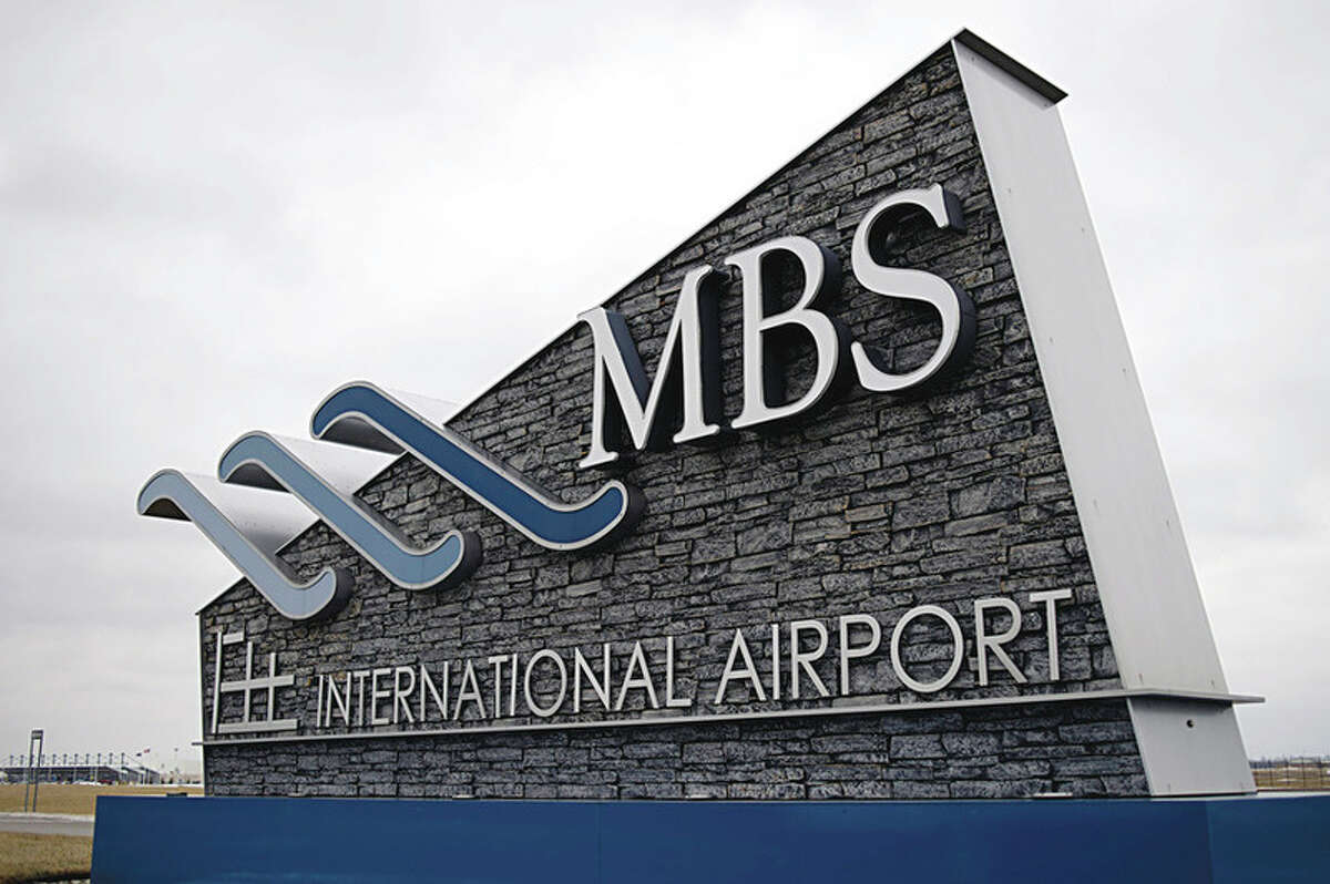 MBS International Airport is starting to see an increase in passenger travel. (Midland Daily News File Photo)