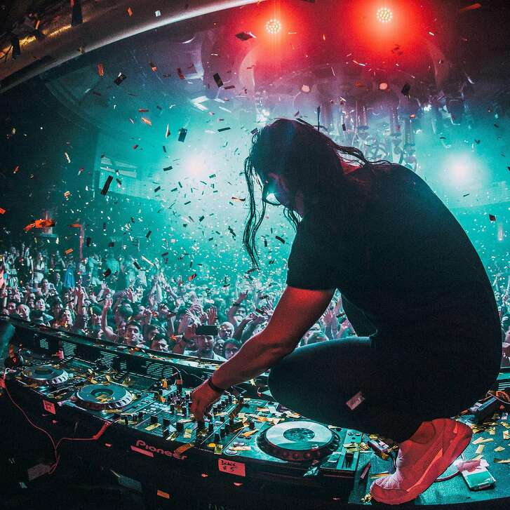 Skrillex is scheduled to perform Saturday, Feb. 6 as part of a free go90 Live Concert Series at the Regency Ballroom in San Francisco.
