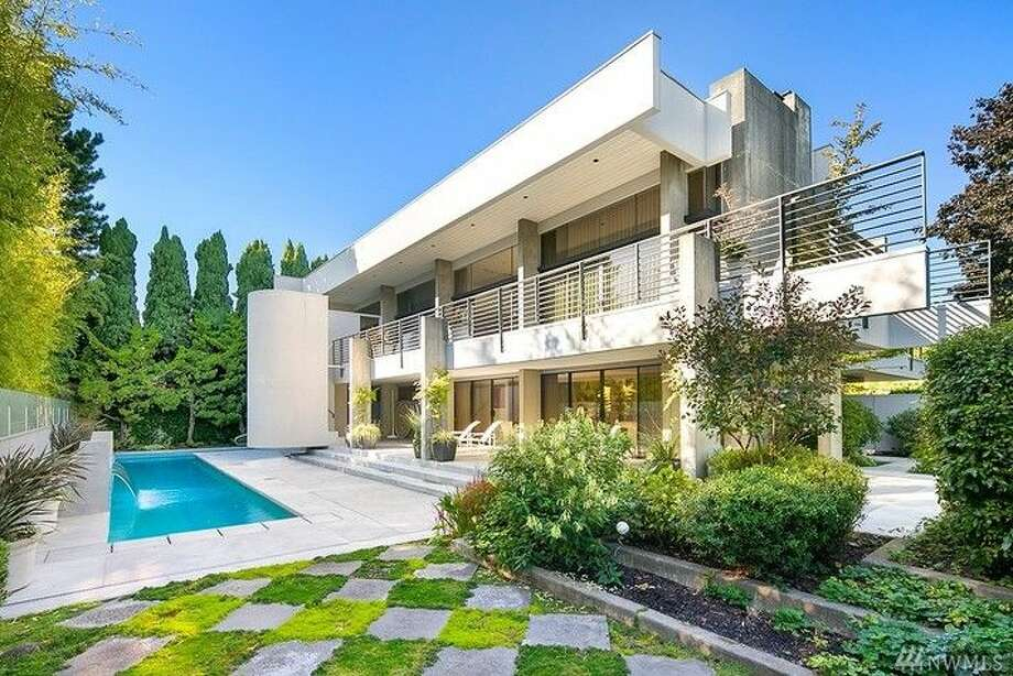 10. WindermereMedian list price for 2015:$850,000Median days on the market:7Homes sold in 2015:61Homes sold above list price:29This home at6643 NE Windermere Rd. is listed for $2.45 million. The four bedroom, 2.5 bathroom home was built in 1986 and has a sleek, angular design. It features a heated pool and hasWindermere Beach Club rights.You can see the full listing here. Photo: Kim Knowles And Tom Maider,  Windermere Real Estate Midtown