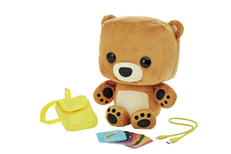 Manufacturers of the Smart Toy Bear and the HereO GPS smartwatch fixed the problems after learning the toys failed to safeguard data. Photo: HONS / Mattel