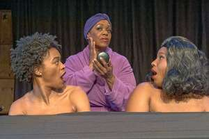 Celebrating Black History Month with satiric verve - Photo