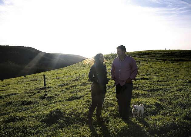 A rare romance in Bay Area's niche meat industry