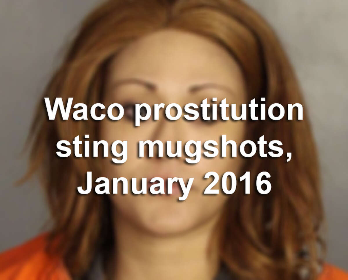 Scroll through the slideshow to see the booking photos of 47 suspects arrested in the Waco area in connection with prostitution.