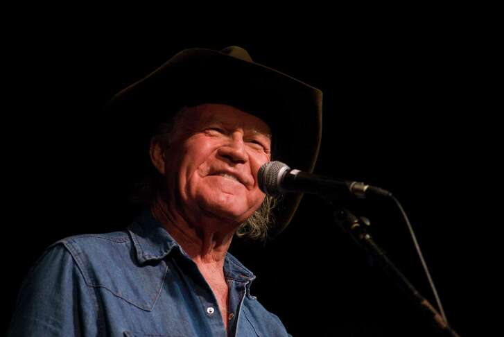 Billy Joe Shaver, a prolific songwriter living in Waco, Texas