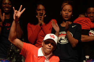 SETX students ink commitments on National Signing Day - Photo