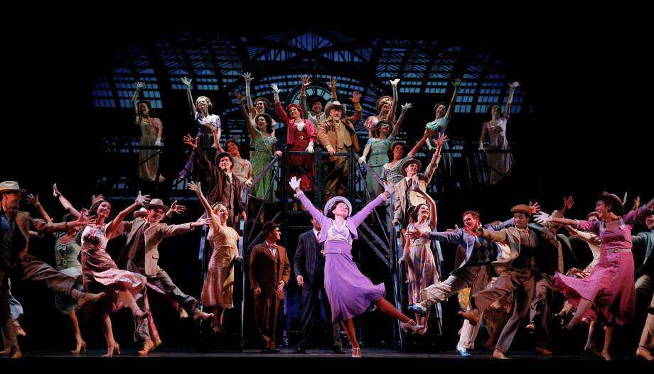 "The national tour of ""42nd Street"" stops at the Stamford Palace Theatre on Friday and Saturday. Find out more.  Photo: Contributed Photo"