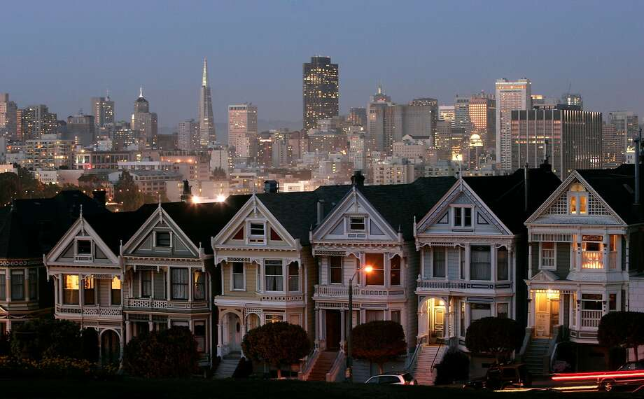 You can't afford to live here. Photo: Marcio Jose Sanchez, Associated Press