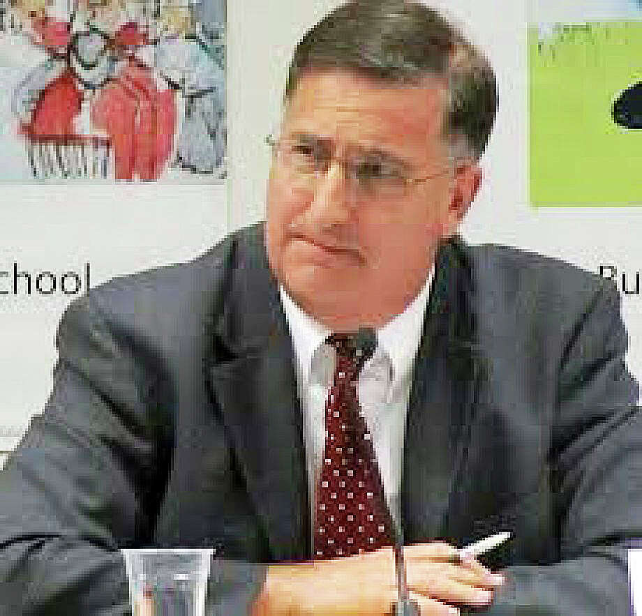 Superintendent of Schools David Title says that both an attractive job offer from Sacred Heart University and family issues after his donation of a kidney to his son last year are factors in his decision to retire this summer. Photo: Fairfield Citizen / File Photo / Fairfield Citizen