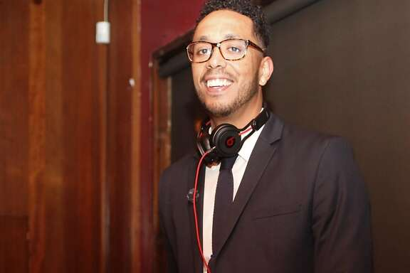Joseph Razo, 29, is seen DJing at San Francisco club Brunos on New Years Eve. He was stabbed last week outside a club near the city's Tenderloin and died Tuesday at San Francisco General Hospital.