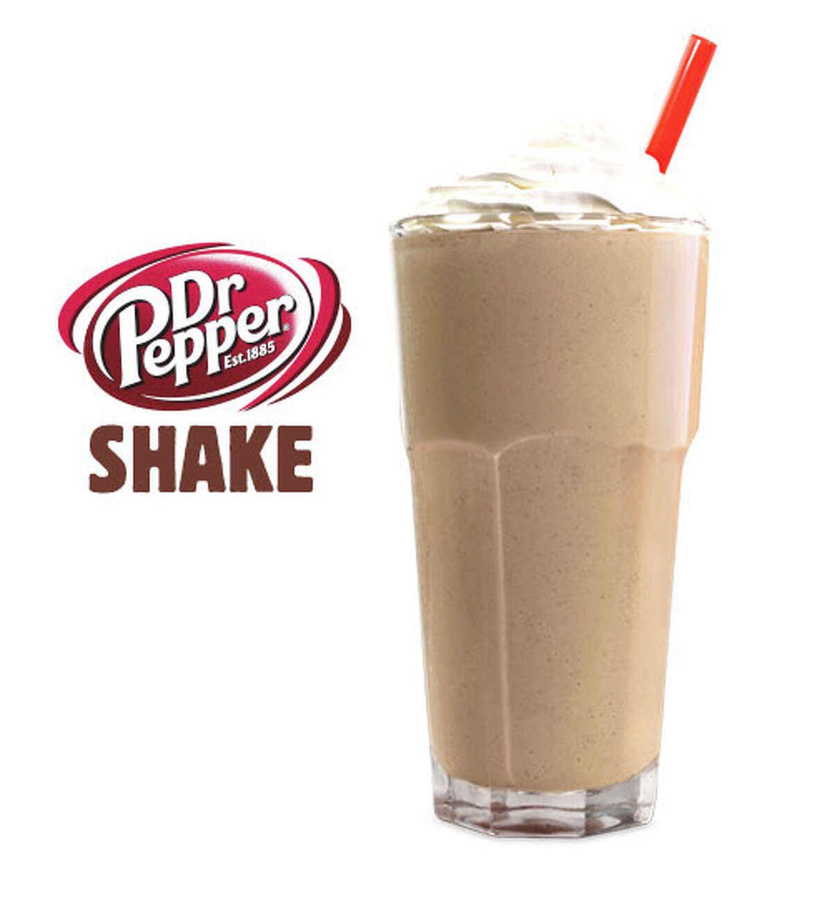 Burger King now has a Dr Pepper shake. So it's like a root beer float. But blended. With Dr Pepper, not root beer.