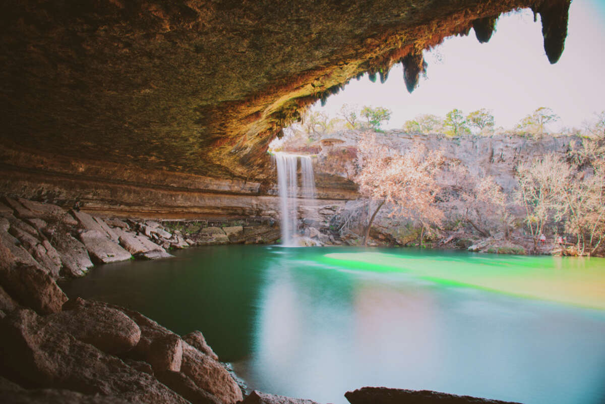 Travis County Parks announced this week on its website Hamilton Pool Preserve will not allow swimming for the foreseeable future due to falling rocks. The county does not expect swimming to be allowed this summer at the watering hole located at Hamilton Pool Road, Dripping Springs.