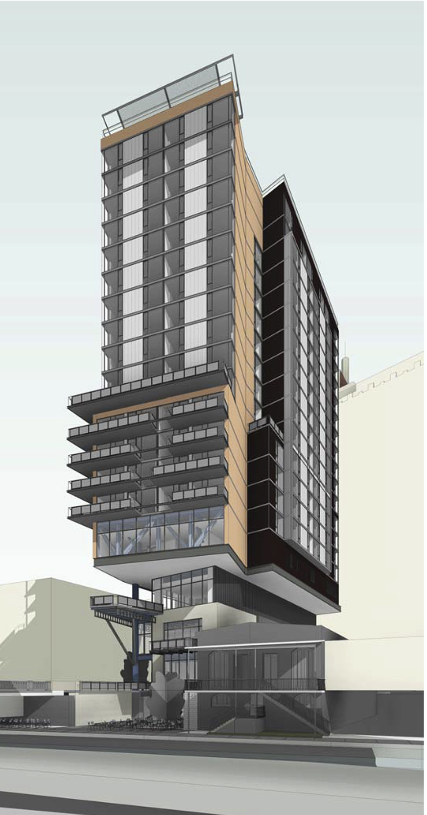 City tentatively approves new Hilton hotel on River Walk ...