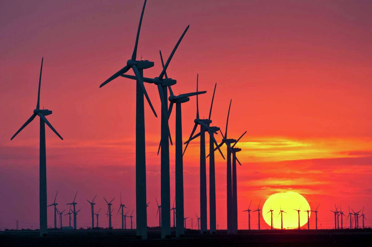 In Texas, our wind turbines are bigger than the sun.