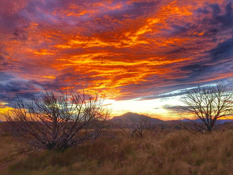 It's like something out of a Bob Ross painting. Click the gallery to see why the Texas sky is better than the rest of the world. Photo: Donovan Reese, Getty Images / (c) Donovan Reese