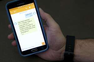 Richmond 1st Northern California city to accept 911 text messages - Photo