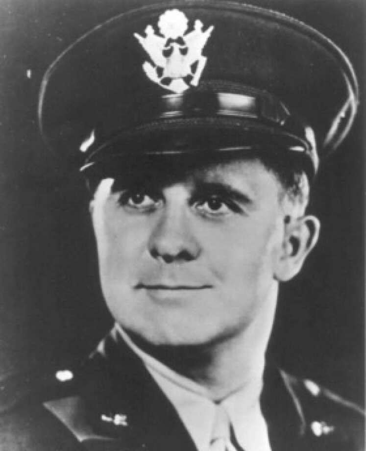 Chaplain 1st Lt. Clark Vandersall Poling