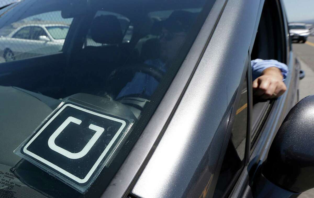 Some Uber drivers in San Antonio have said they won't work during the Super Bowl in protest of recent fare cuts by the company. About 100 drivers have said they're interested in participating.