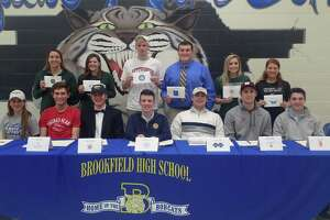 Standout local athletes finalize college plans on National Signing Day - Photo