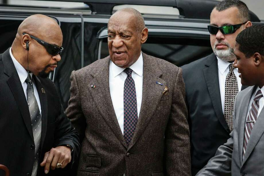 Comedian Bill Cosby arrives at the Montgomery County courthouse for pre-trial hearings in the sexual assault case against him in Norristown, Pennsylvania, on February 3, 2016. / AFP / KENA BETANCURKENA BETANCUR/AFP/Getty Images Photo: KENA BETANCUR / AFP or licensors