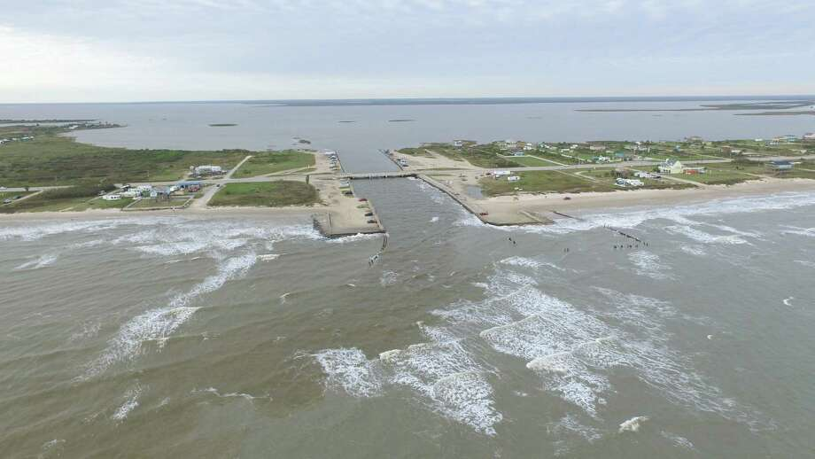 State owners battle over closure of channel in galveston for Rollover pass fishing report