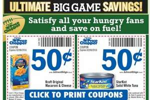 In today's Times Union: New Price Chopper bonus coupons - Photo