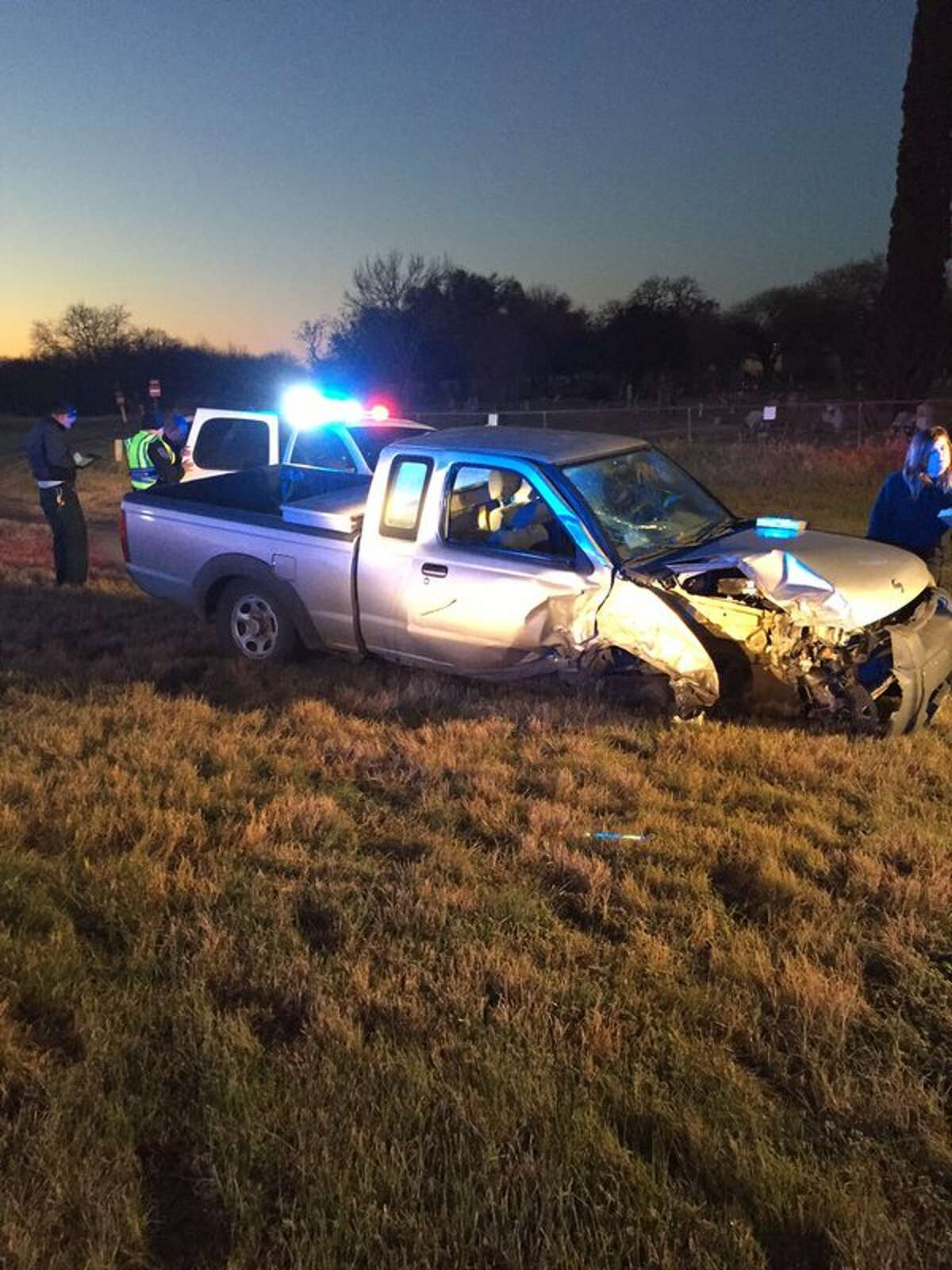 A suspected wrong-way driver was arrested after crashing into a school bus in south Bexar County in February 2016, according to the Bexar County sheriff's Office.Click through to see the local districts with the highest number of bus-involved crashes.