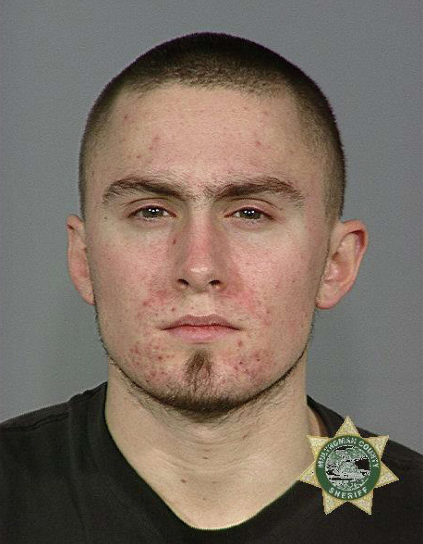 This mugshot shows Matt Joseph Medlin when he was booked into jail on Oct. 18, 2002.