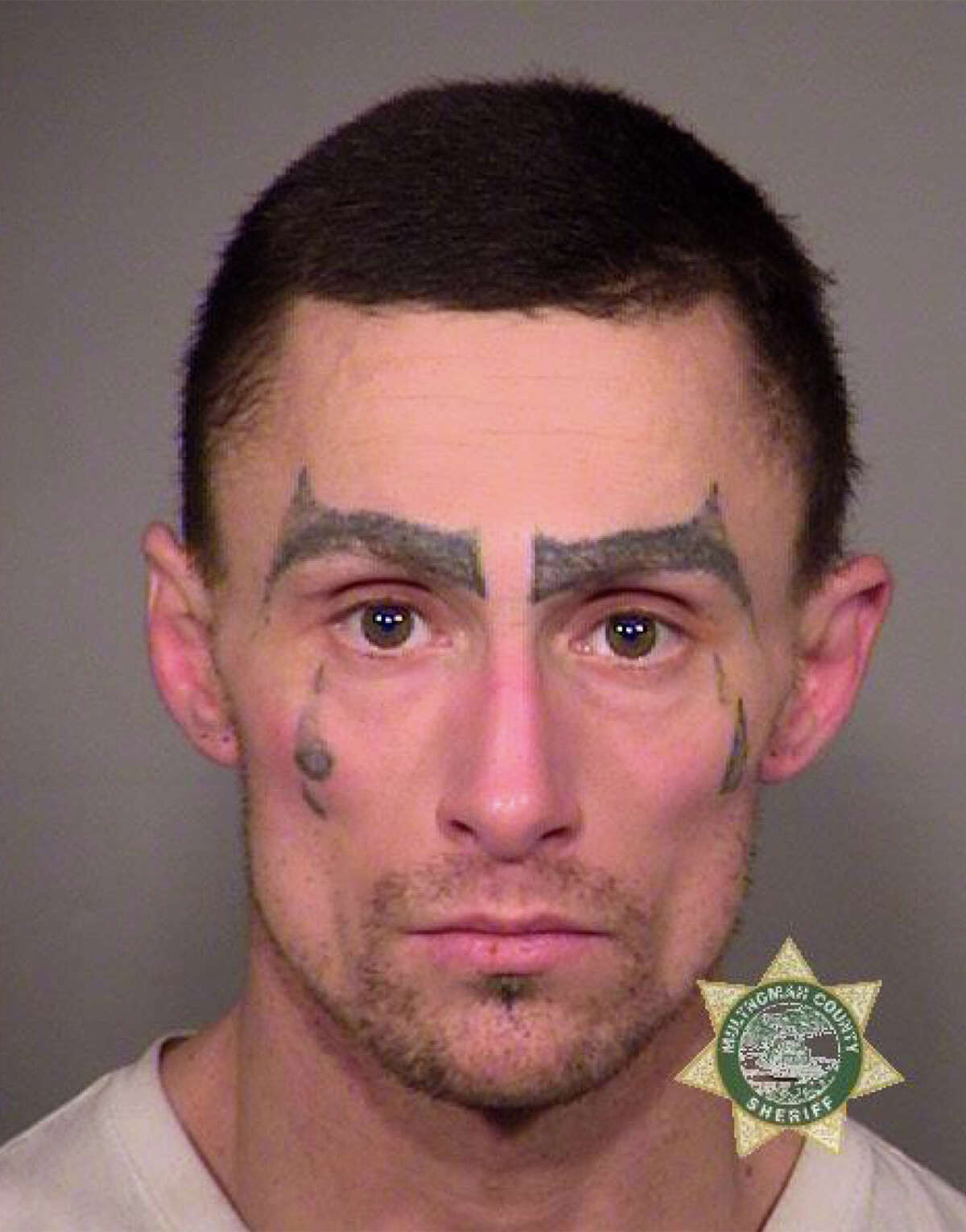 An Oregon man with more than a dozen mugshots to his name shows the detrimental effects of meth use spanning his 14 years of crime. The mugshot series was released in the beginning of February. Read more.