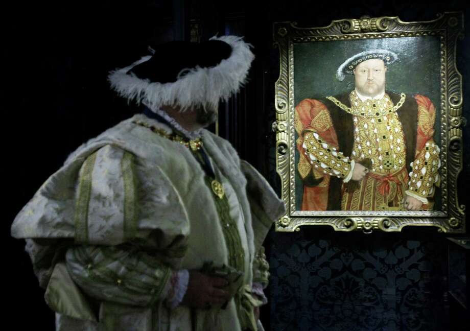 LegacyKing Henry VIII of England (1491-1547) is now commonly known for two things: having six consecutive wives and separating the Church of England from the Roman Catholic Church. Photo: MATT DUNHAM, AP / AP