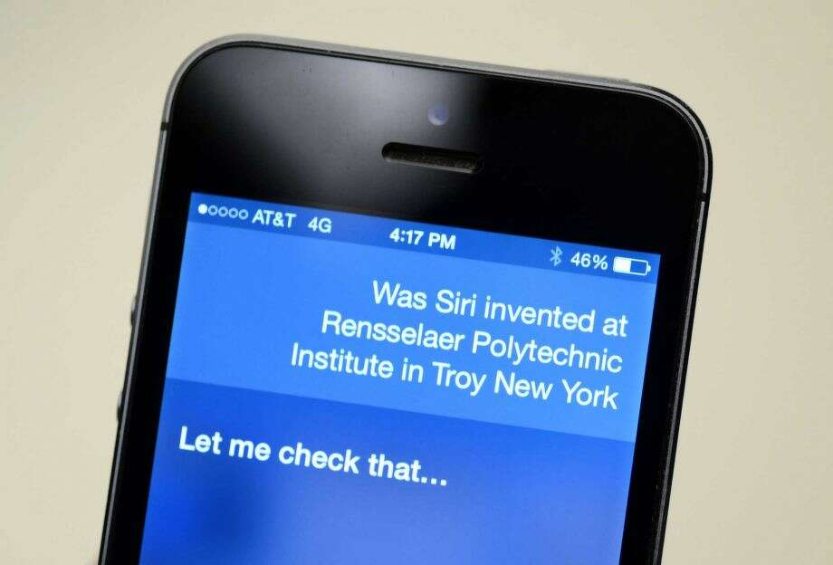 RPI has been suing Apple, claiming that it owns the rights to the technology behind Apple's Siri app. A jury trial has been set for May in Syracuse.