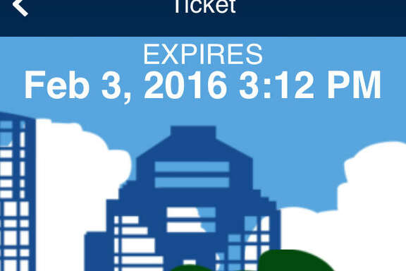 A screenshot of a Metro ticket riders can display on their smartphone. The system is being tested now by about 100 riders, with release planned in a few weeks.