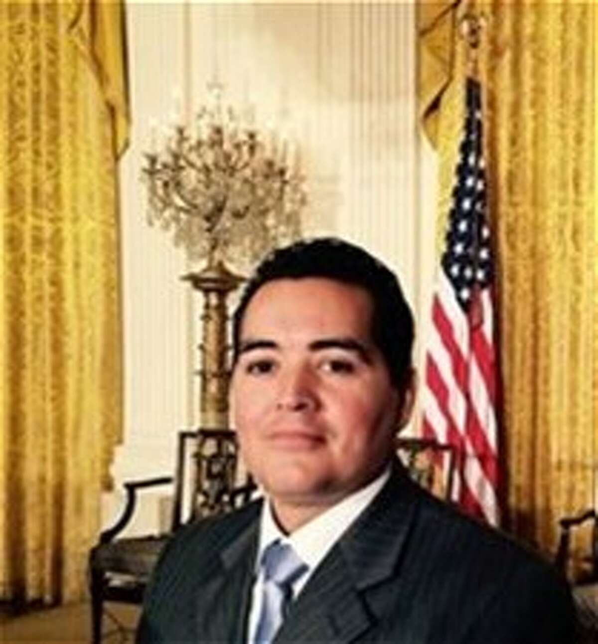 Crystal City Mayor Ricardo Lopez