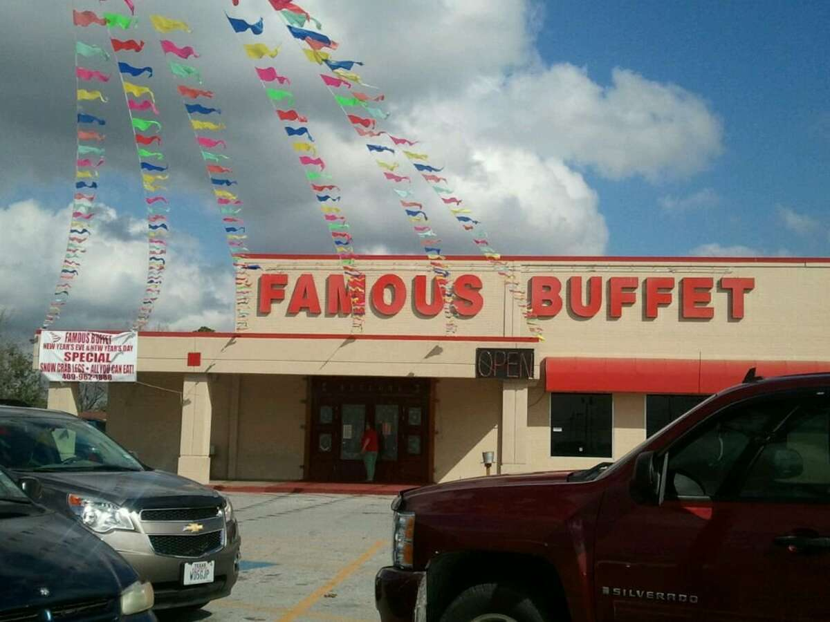 Famous Buffet in Groves