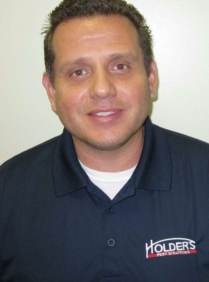 Walter Parada, of Houston's Holder's Pest Solutions, was named a finalist in Pest Control Technology magazine's 2015 Technician of the Year Awards.