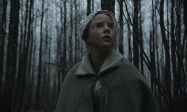 "Anya Taylor-Joy in ""The Witch,"""