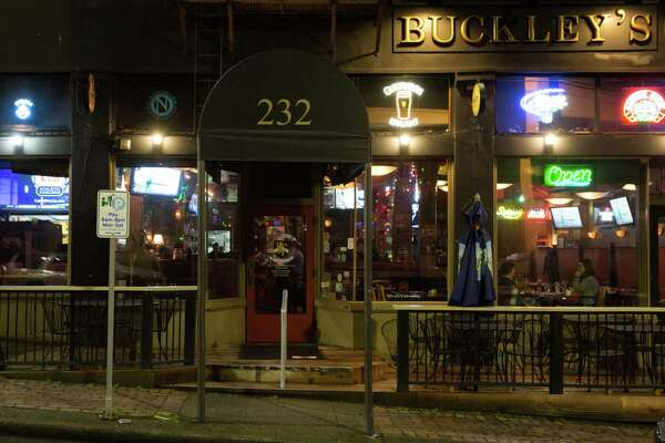 Buckley's, a sports bar in Queen Anne, photographed on Wednesday, Feb. 3, 2016.