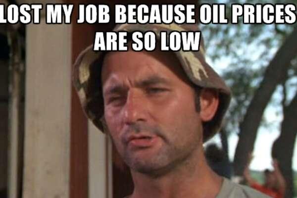 Oil Crash Memes Bring Humor To Petroleum S Plunge Sfchronicle Com