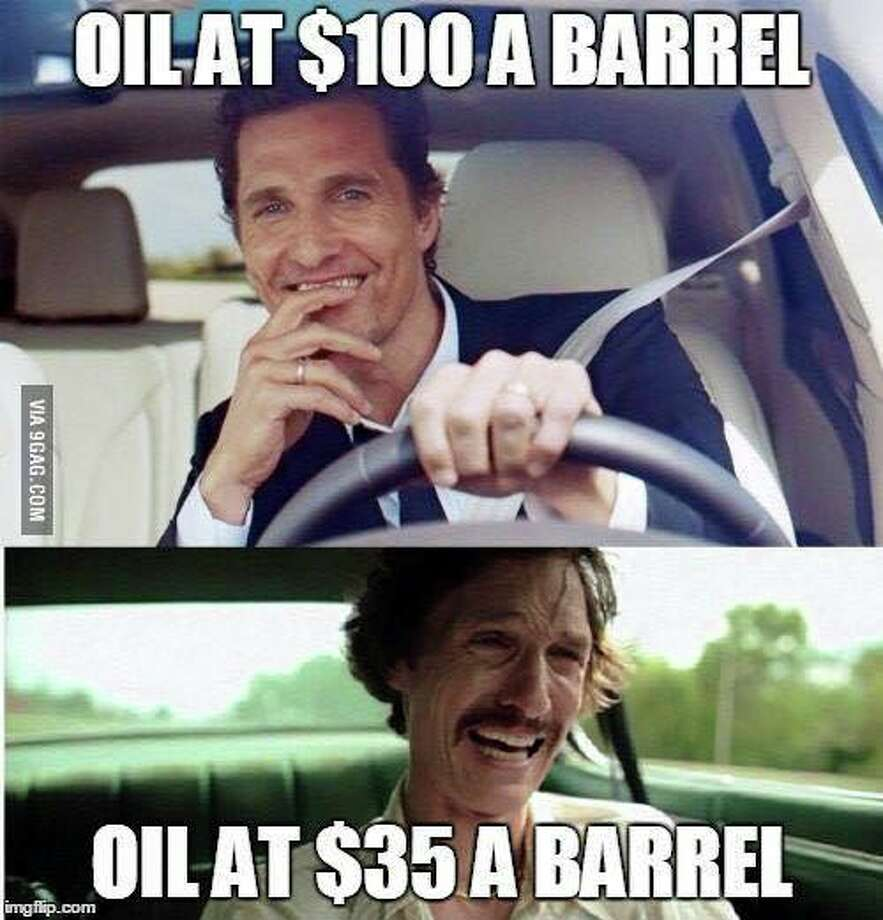 Oil Crash Memes Bring Humor To Petroleum S Plunge