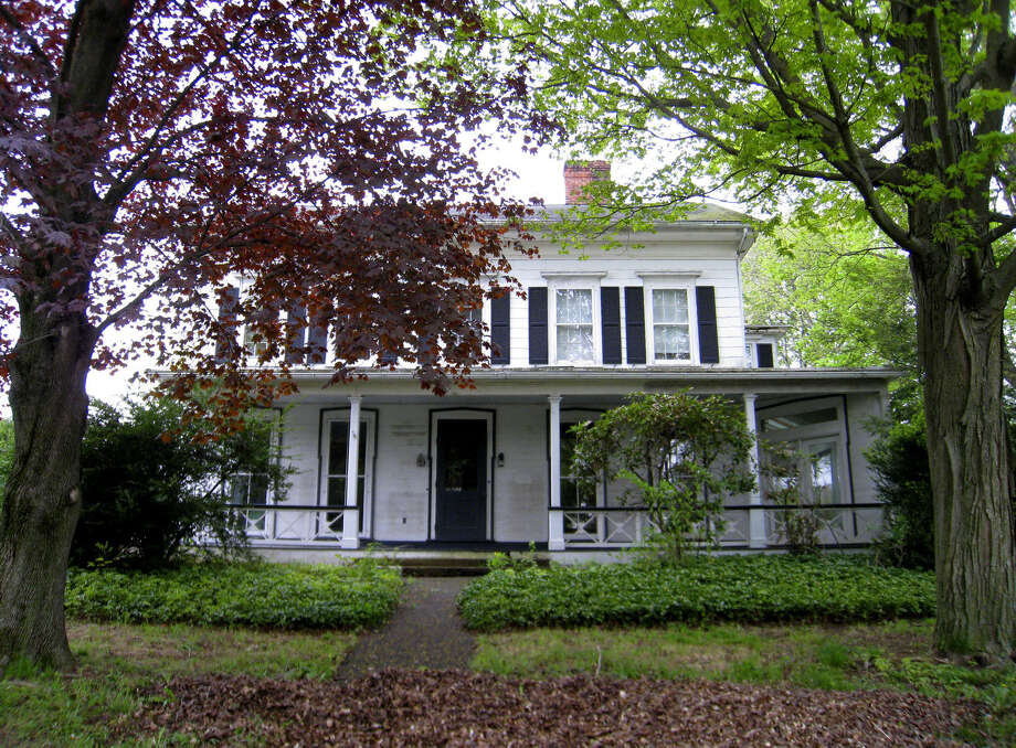 A file photo of the Barton House on East Street in New Milford. Photo: File Photo / The News-Times