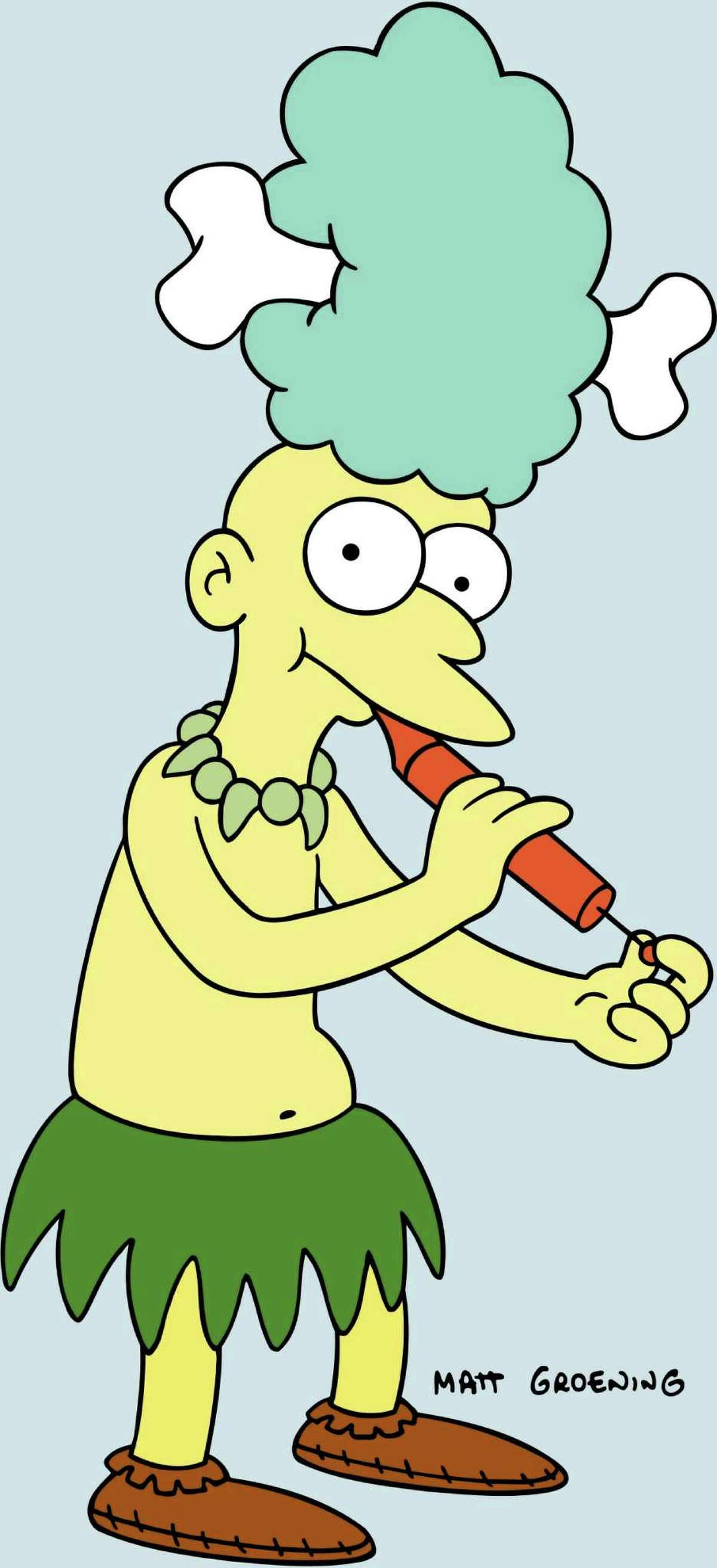 """Sidshow Mel of the """"Simpsons"""""""