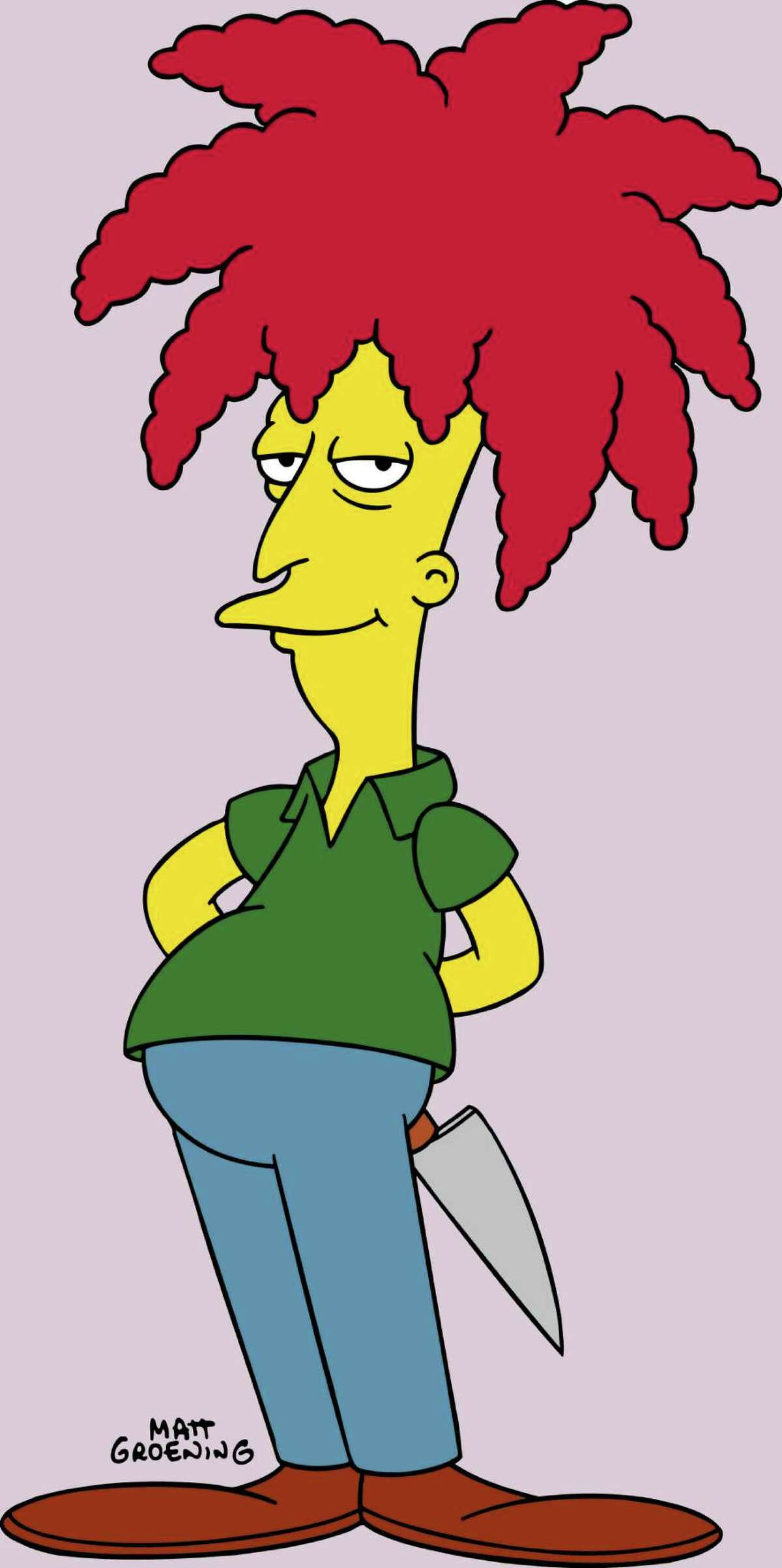 "Sideshow Bob of the ""Simpsons"""