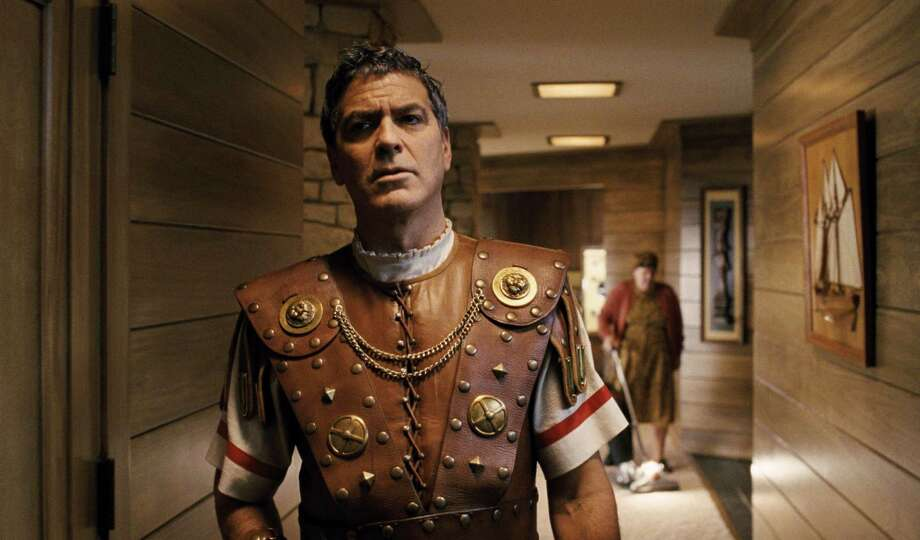 "In this image released by Universal Pictures, George Clooney portrays Baird Whitlock in ""Hail, Caesar!."" (Universal Pictures via AP) ORG XMIT: NYET116 / Universal Pictures"