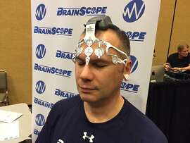 Hi-tech brain scanner can help detect concussions in a jiffy.