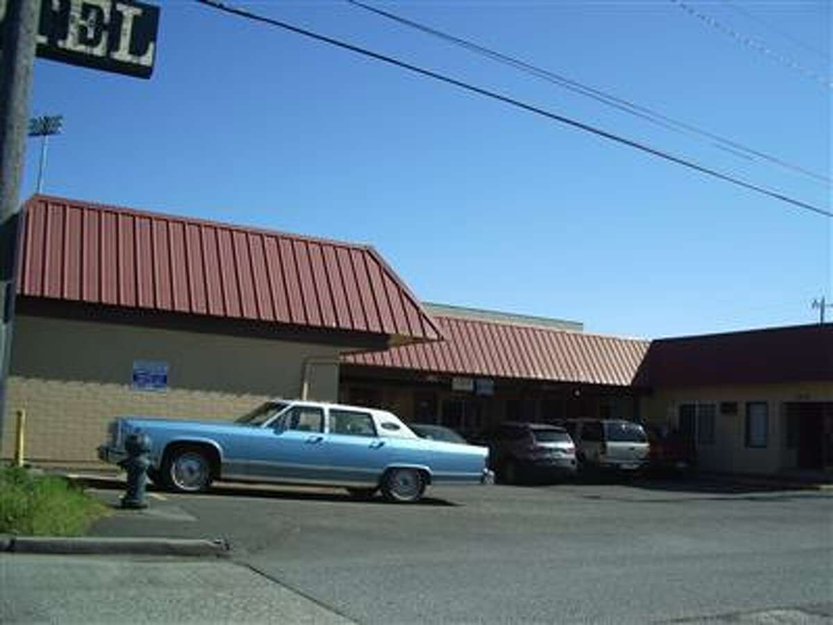 The Star Motel, located in Seatte's Sodo neighborhood.