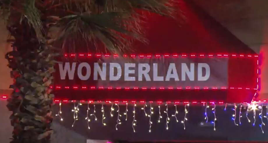 A Houston rapper who goes by Bugatti was shot multiple times at Wonderland Gentlemen's Club, 5614 Hilcroft Avenue at 4:30 a.m. Friday, Feb. 5, 2016. Photo: Metro Video