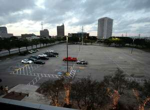 The City of Beaumont is looking to expand its downtown occupancy with hopes of erecting a hotel on the Civic Center parking lot.  Photo taken Thursday, December 10, 2015 Guiseppe Barranco/The Enterprise